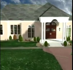 3D video rendering thumbnail